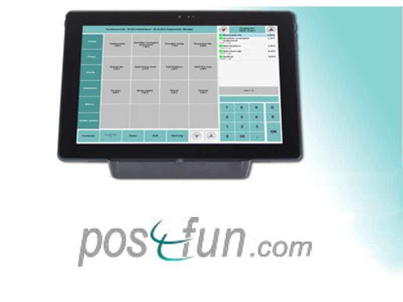 Kassensoftware POS4FUN